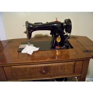 Sewing Machine, Vintage