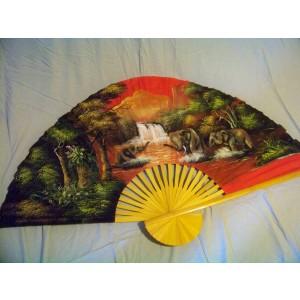 Asian Fan, Large