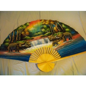 Asian Fan, Large