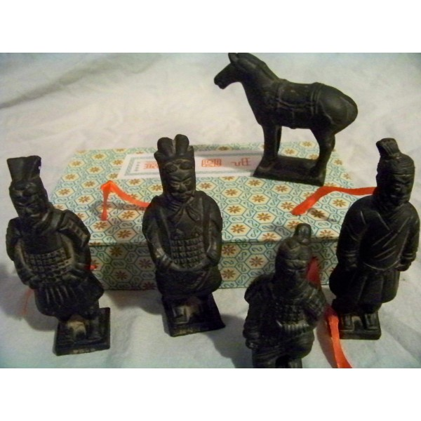 Terracotta Chinese Warrior Statue Figurines