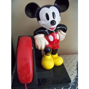 Mickey Mouse Retro Phone