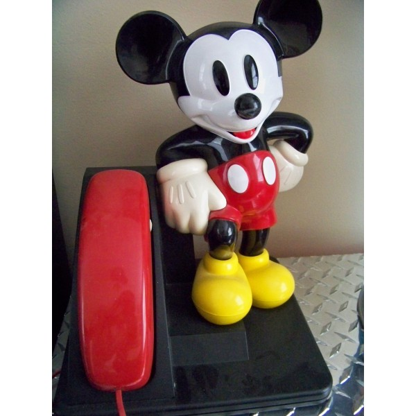 Mickey Mouse Retro Phone