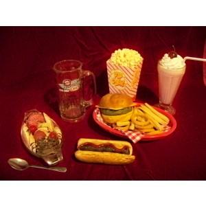 Diner Accessories, Restaurant
