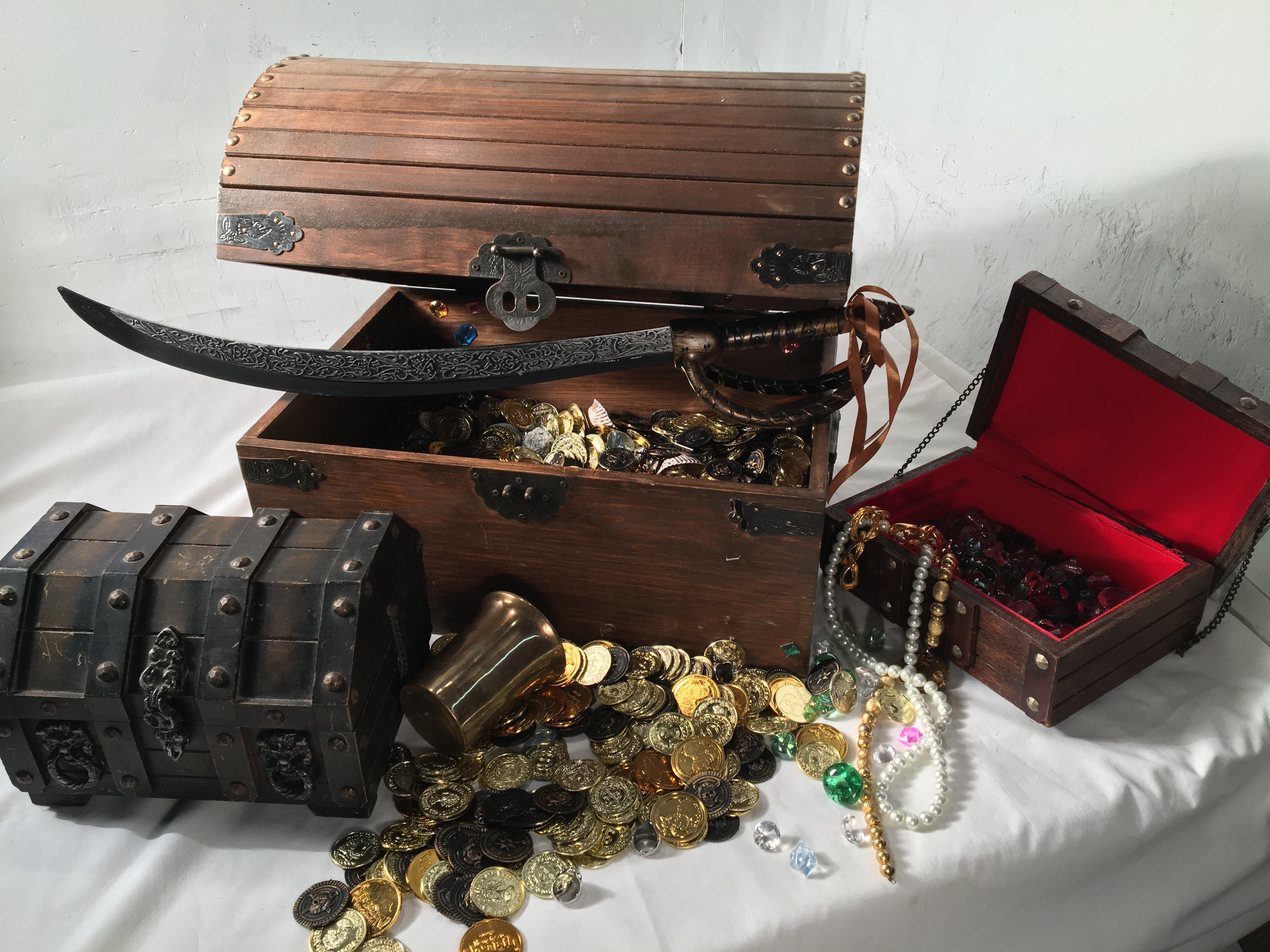 Treasure, Chest