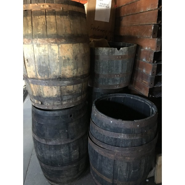 Barrel, Large