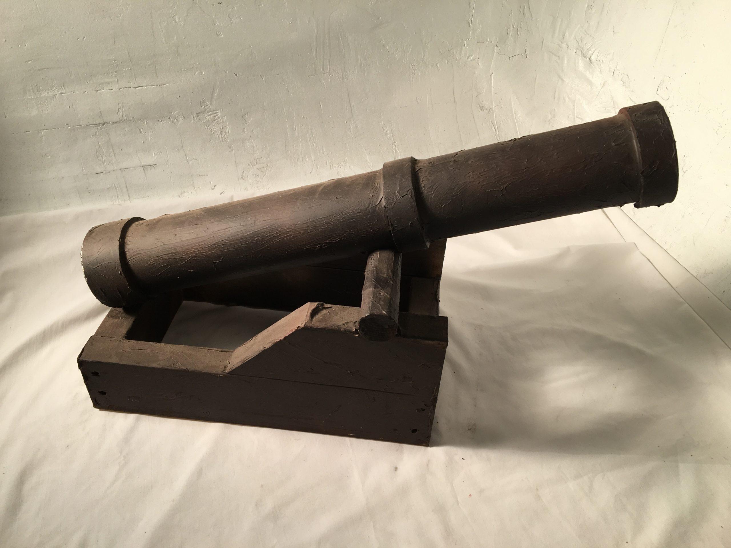 Cannon, Small
