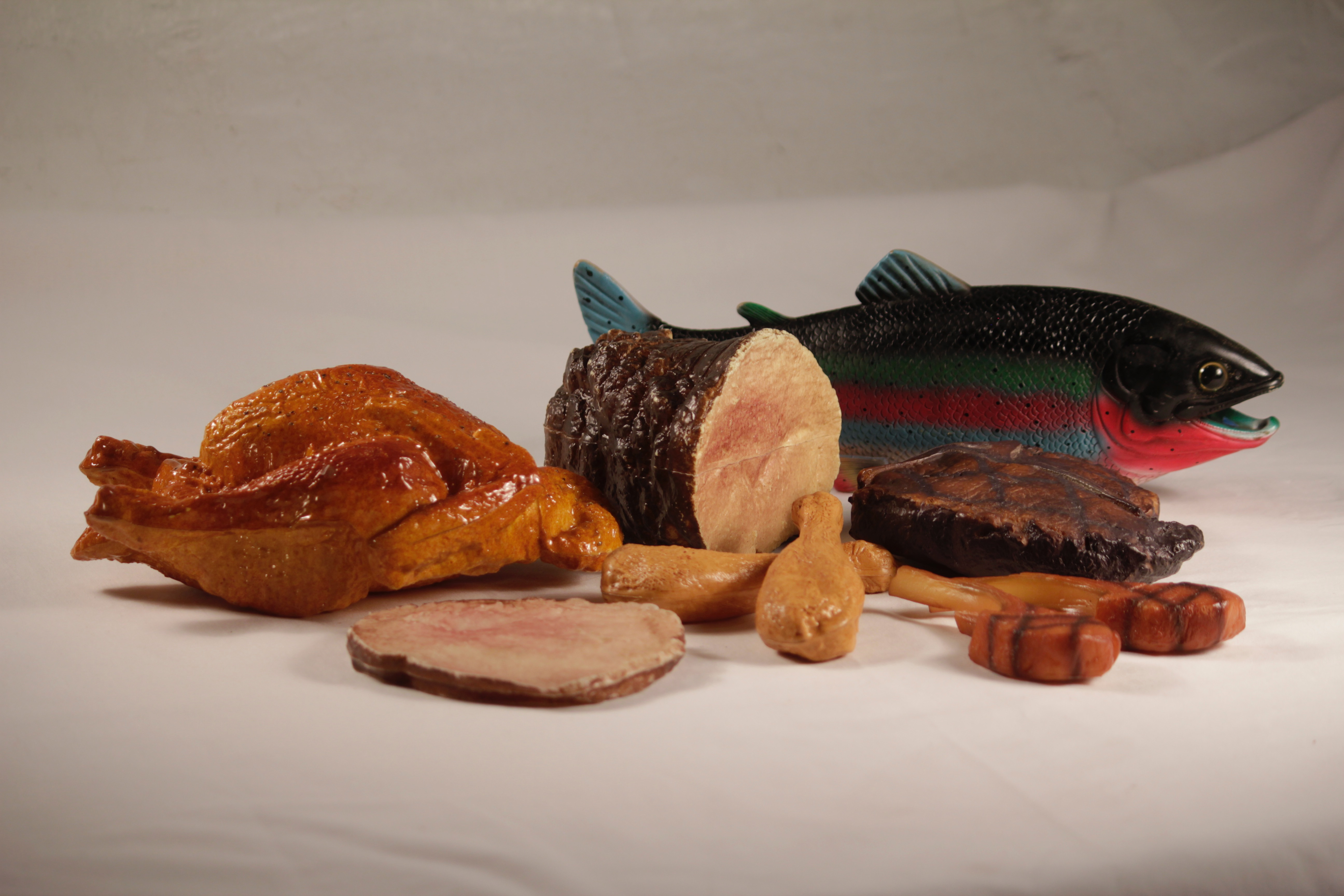 Food, Meat Fish