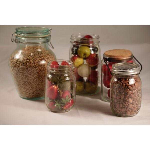 Food, Jar
