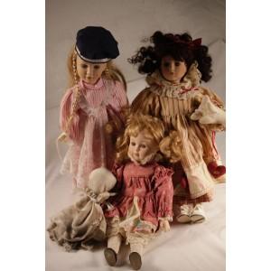 Toy, Doll Vintage