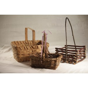 Basket, Assorted