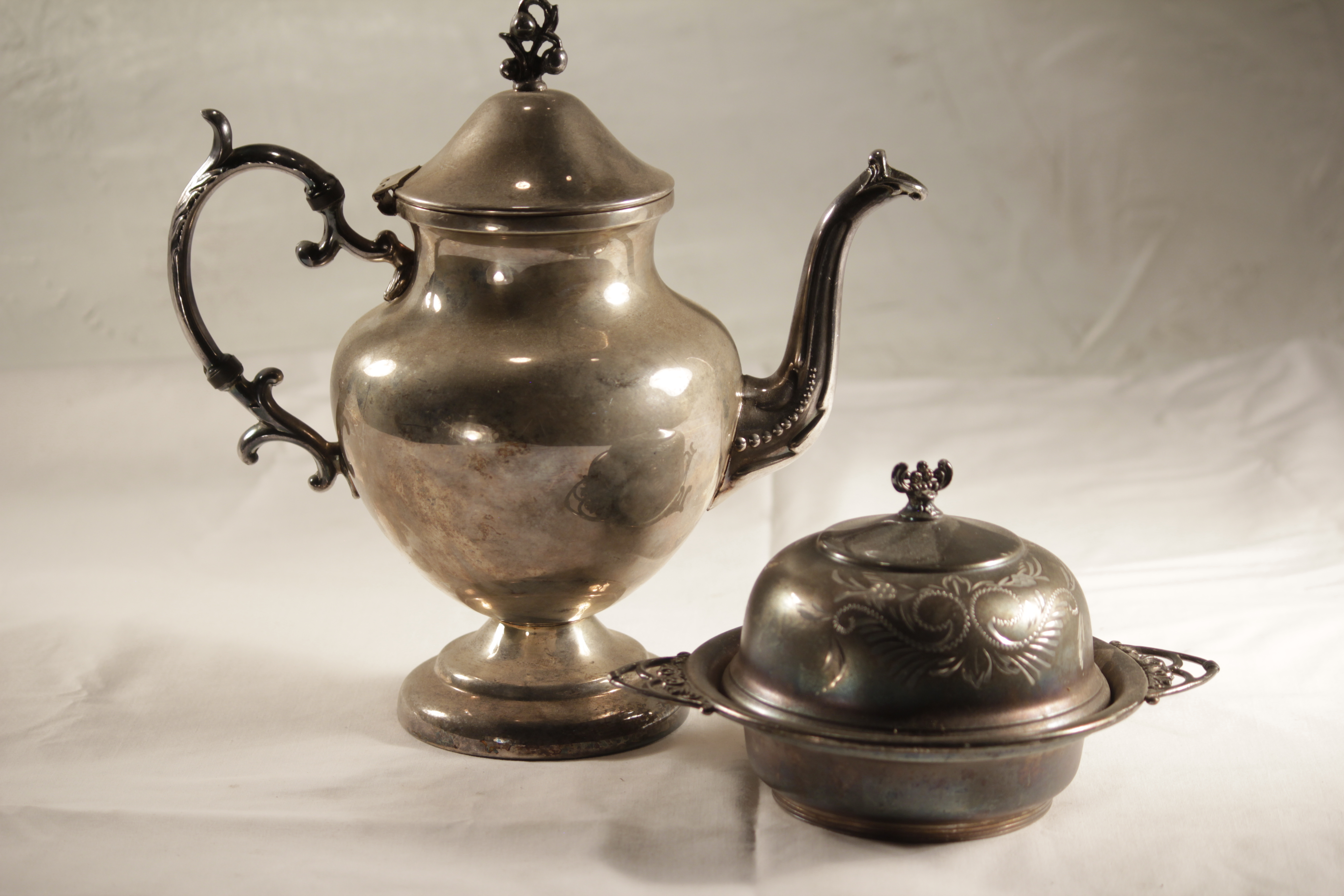 Victorian Tableware