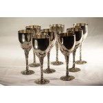 goblets- tall silver2