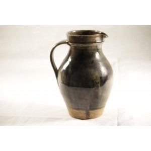 Pottery, Pitcher Green