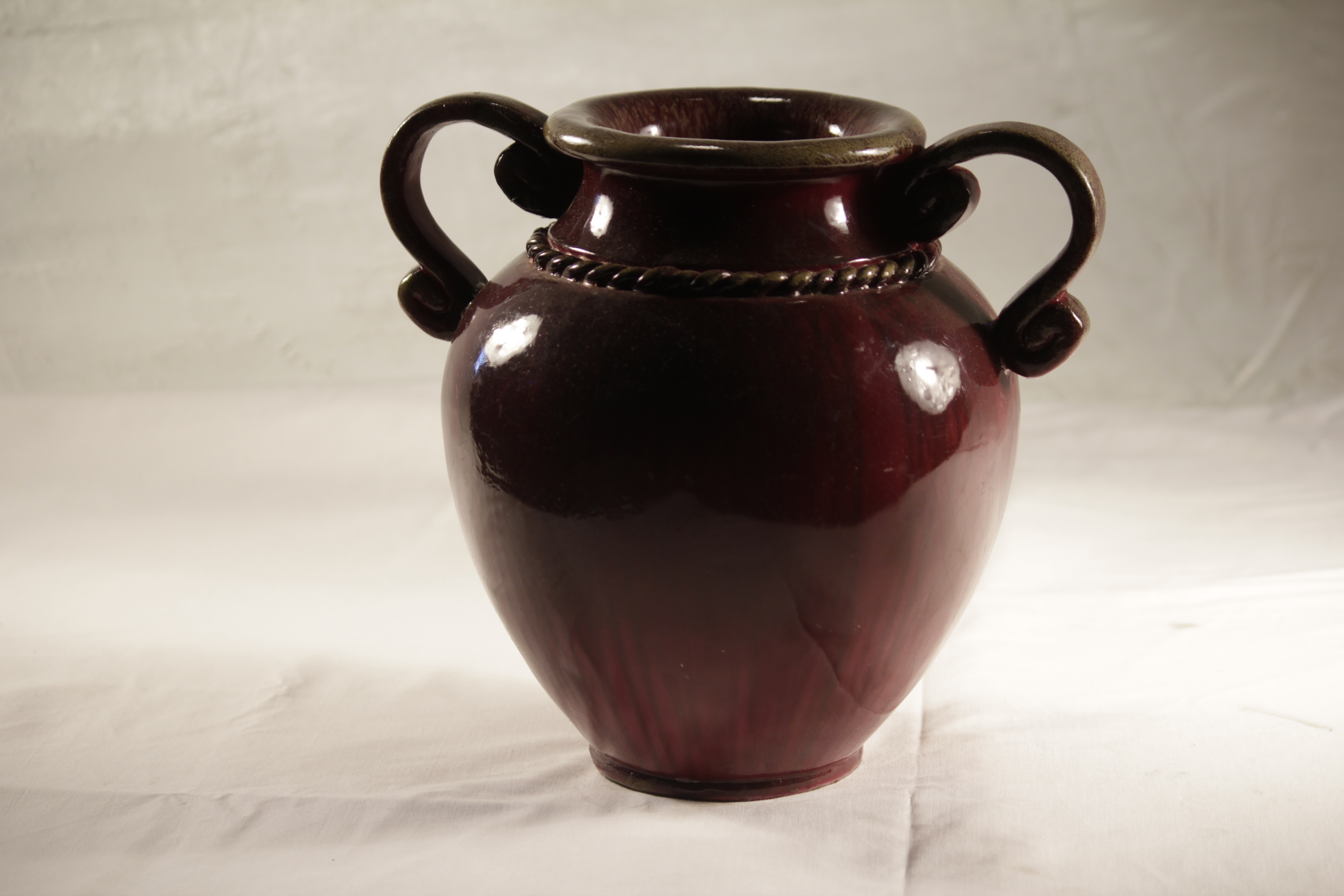 Pottery, Pitcher Red