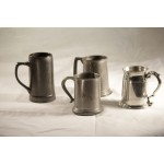 tankards- assorted