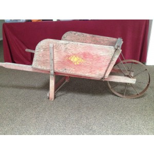 Wheelbarrow, Antique