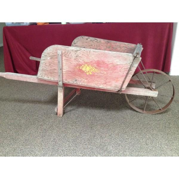Wheelbarrow, Antique