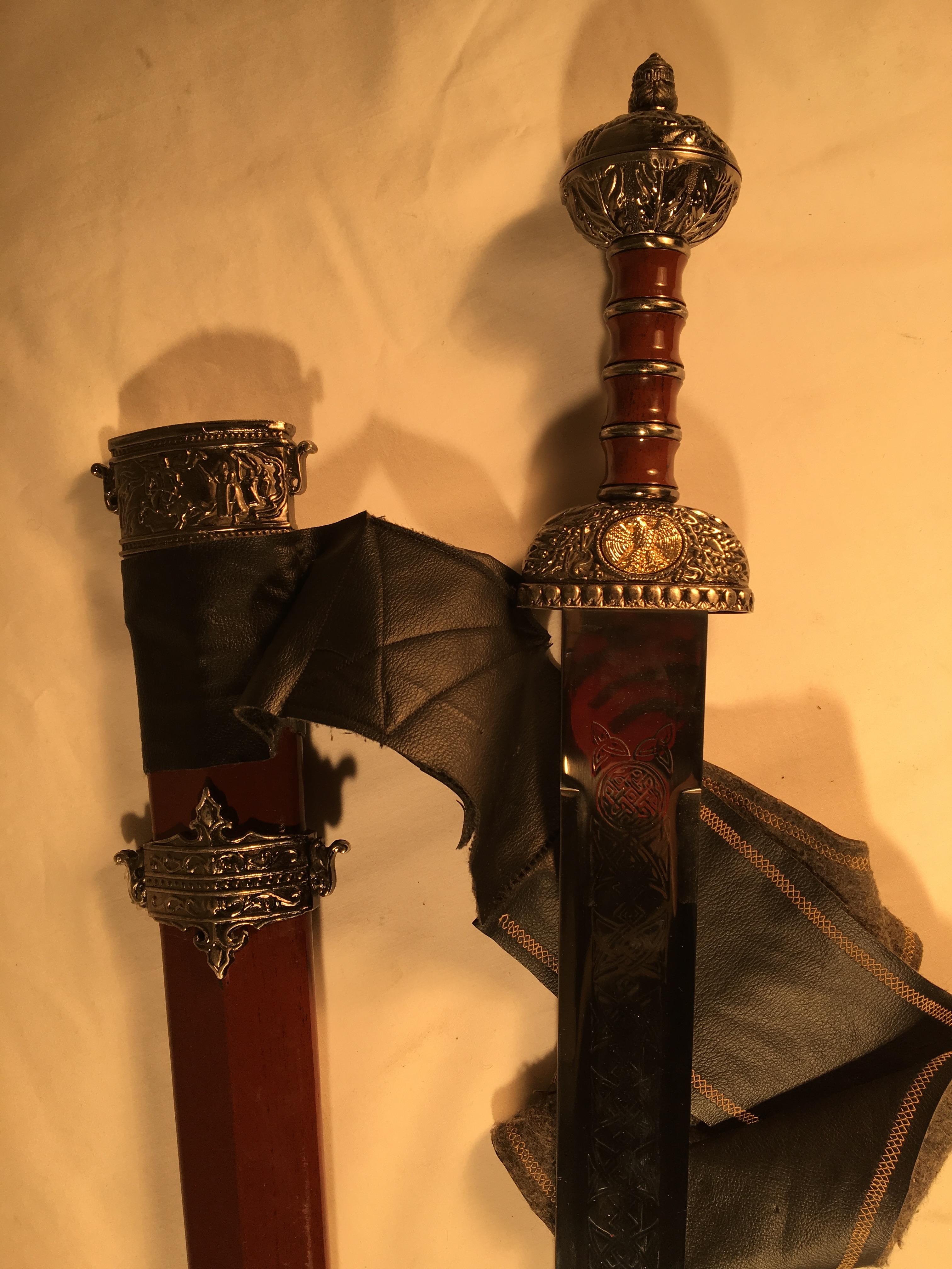 Sword, Roman Centurion Ornate
