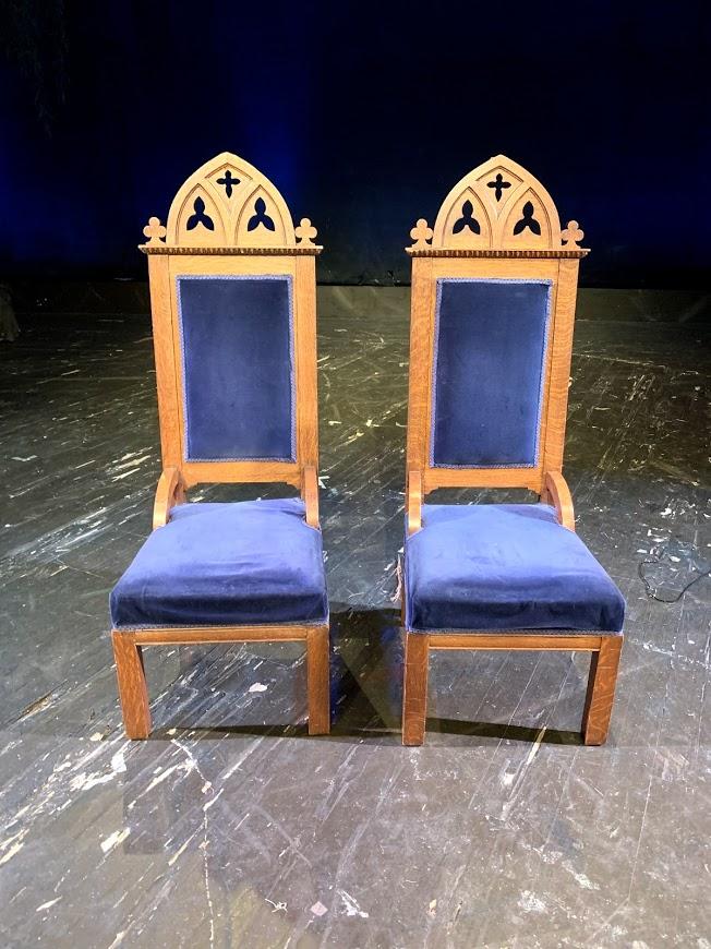 Chair, Anglican Church