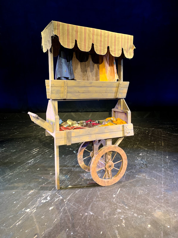 Cart, Vendor