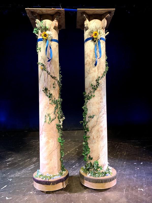 Column, Marble