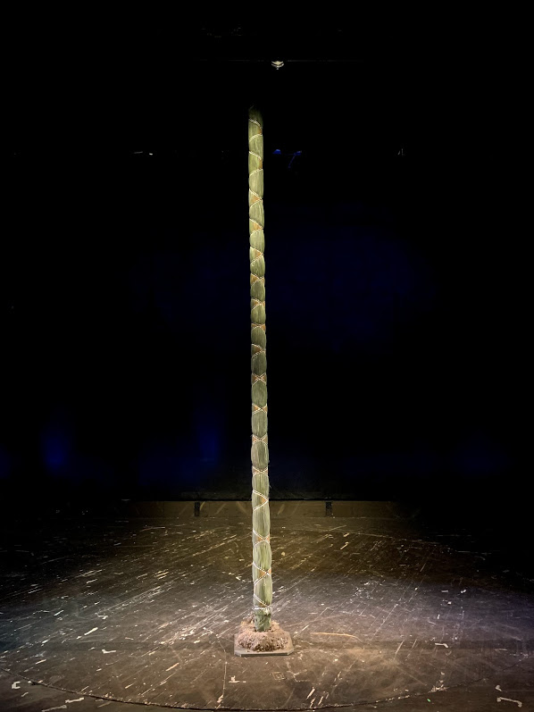 Palm Tree Column
