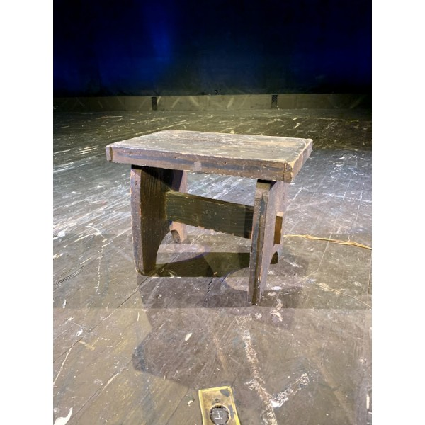 Bench, Small Rustic