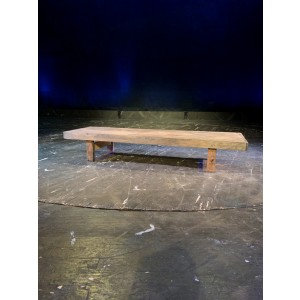 Table, Wood Long Low