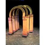 Tashbaan Curved Arches