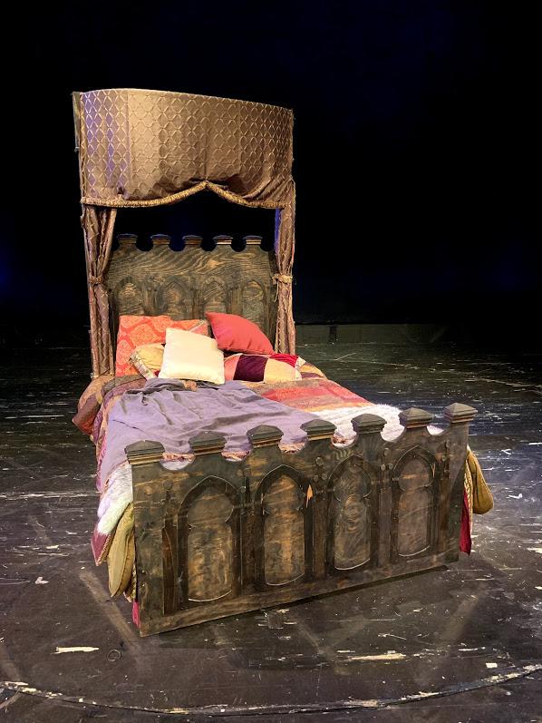 Bed, Medieval