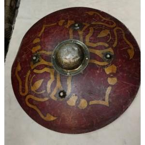 Shield, Persian Red