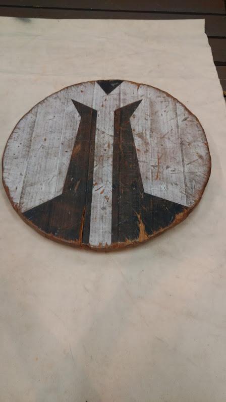Shield, Wooden
