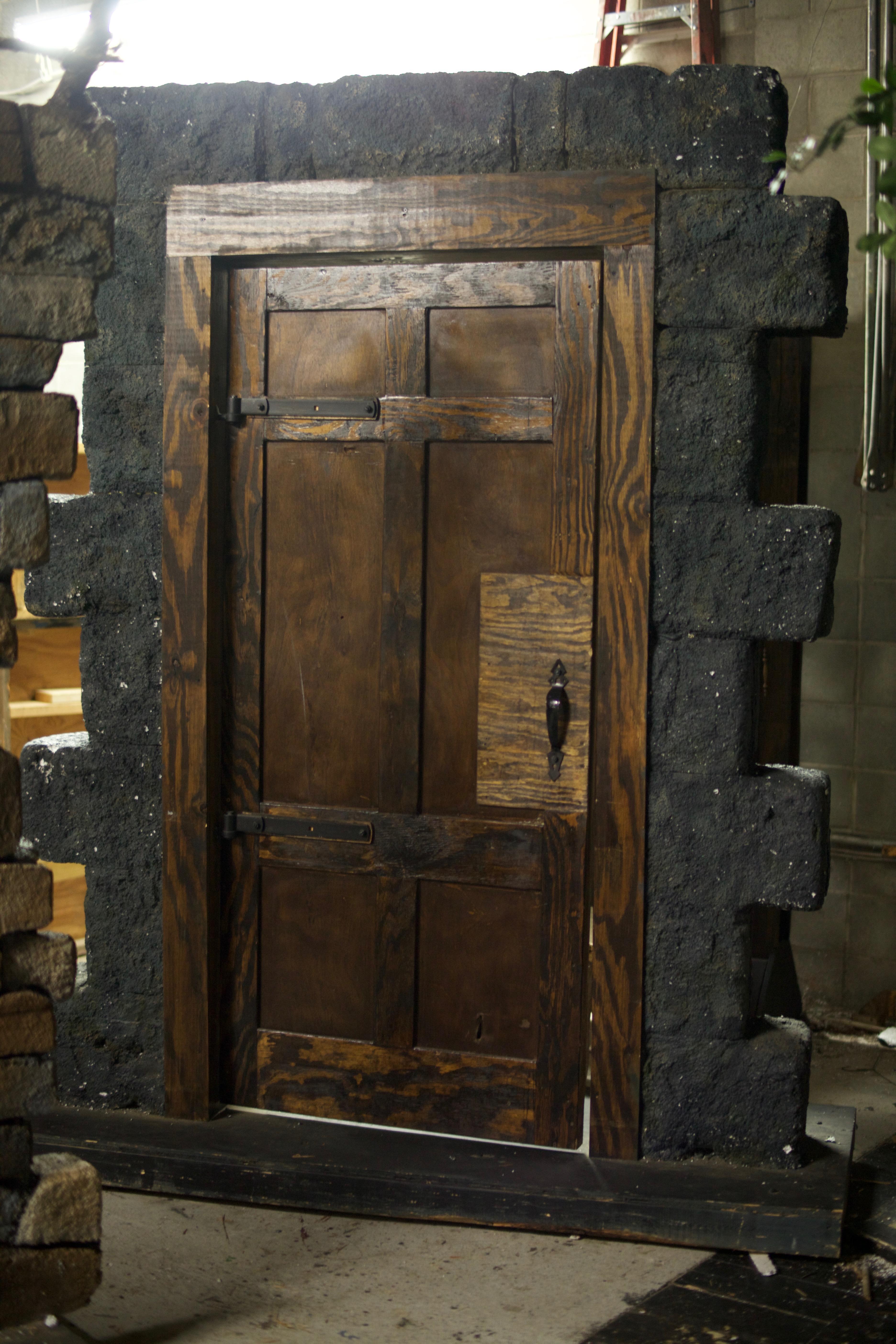 Door, Castle