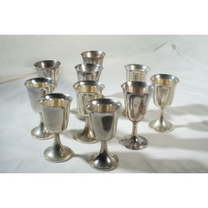 Goblet, Silver Plain