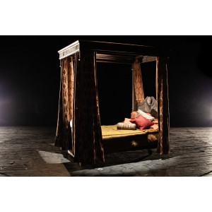 Bed, Four Poster
