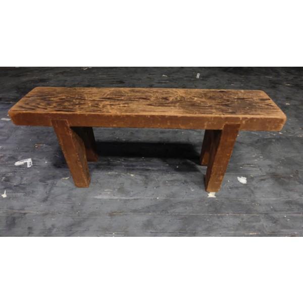 Wooden Bench 2