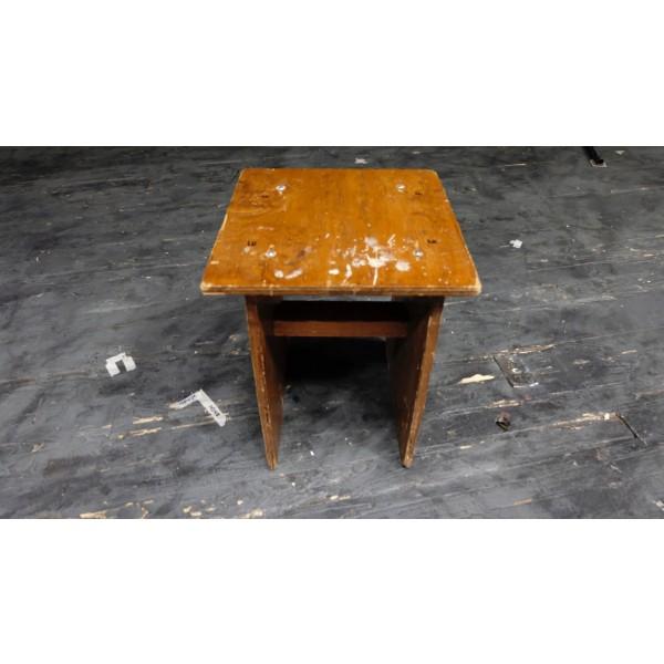 Wooden Mini Bench