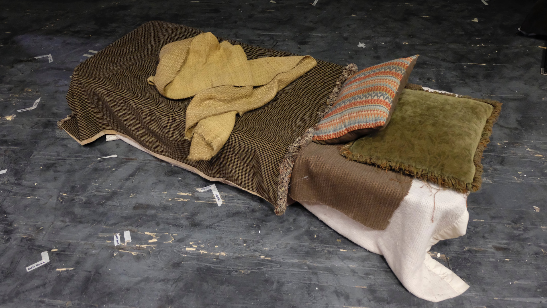 Cot Bed, Fallon's