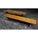 BWCW Long Benches