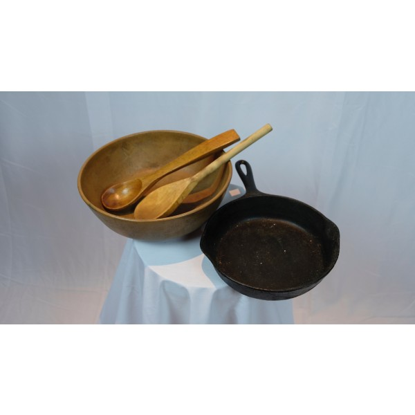 Boy Who Cried Wolf Cooking Set