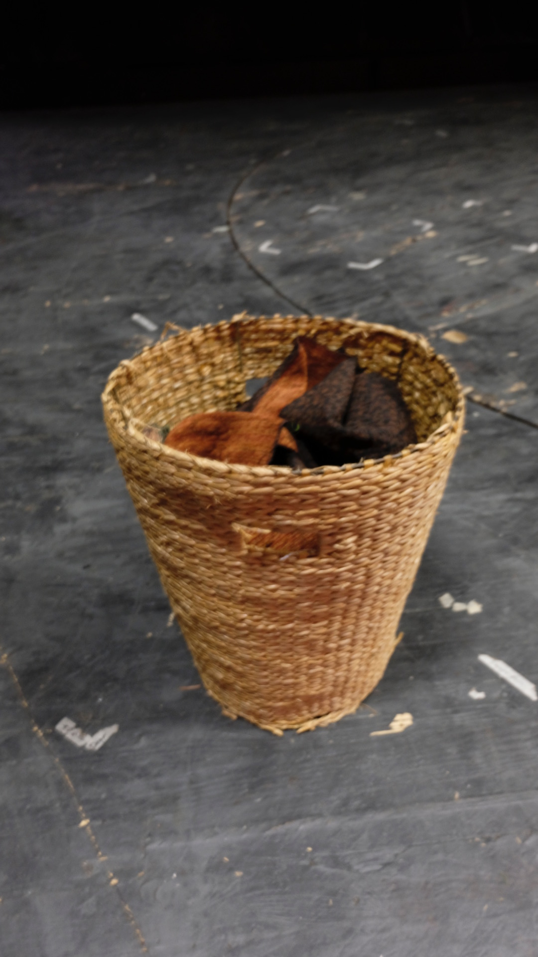 Boy Who Cried Wolf Laundry Basket