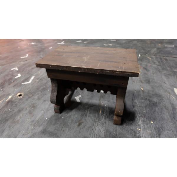 Wooden Mini Bench 3