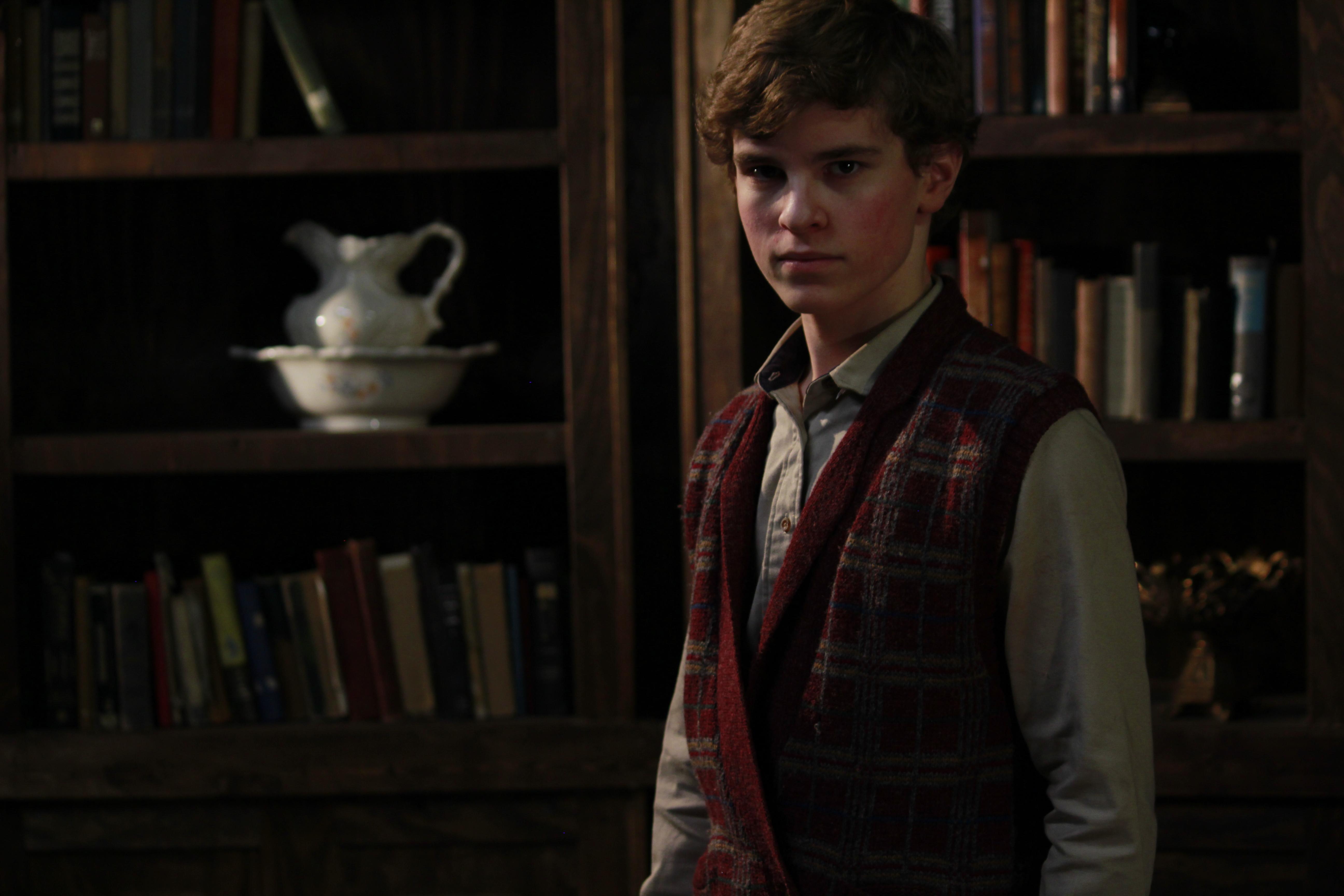 Narnia LWW Edmund Pevensie Wartime Outfit vs2