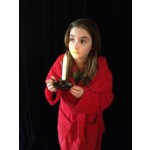 Lucy Red Robe