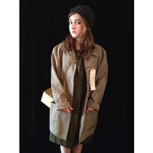 Narnia LWW Lucy Pevensie Evacuee Outfit