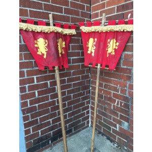 Narnia Banner Flags
