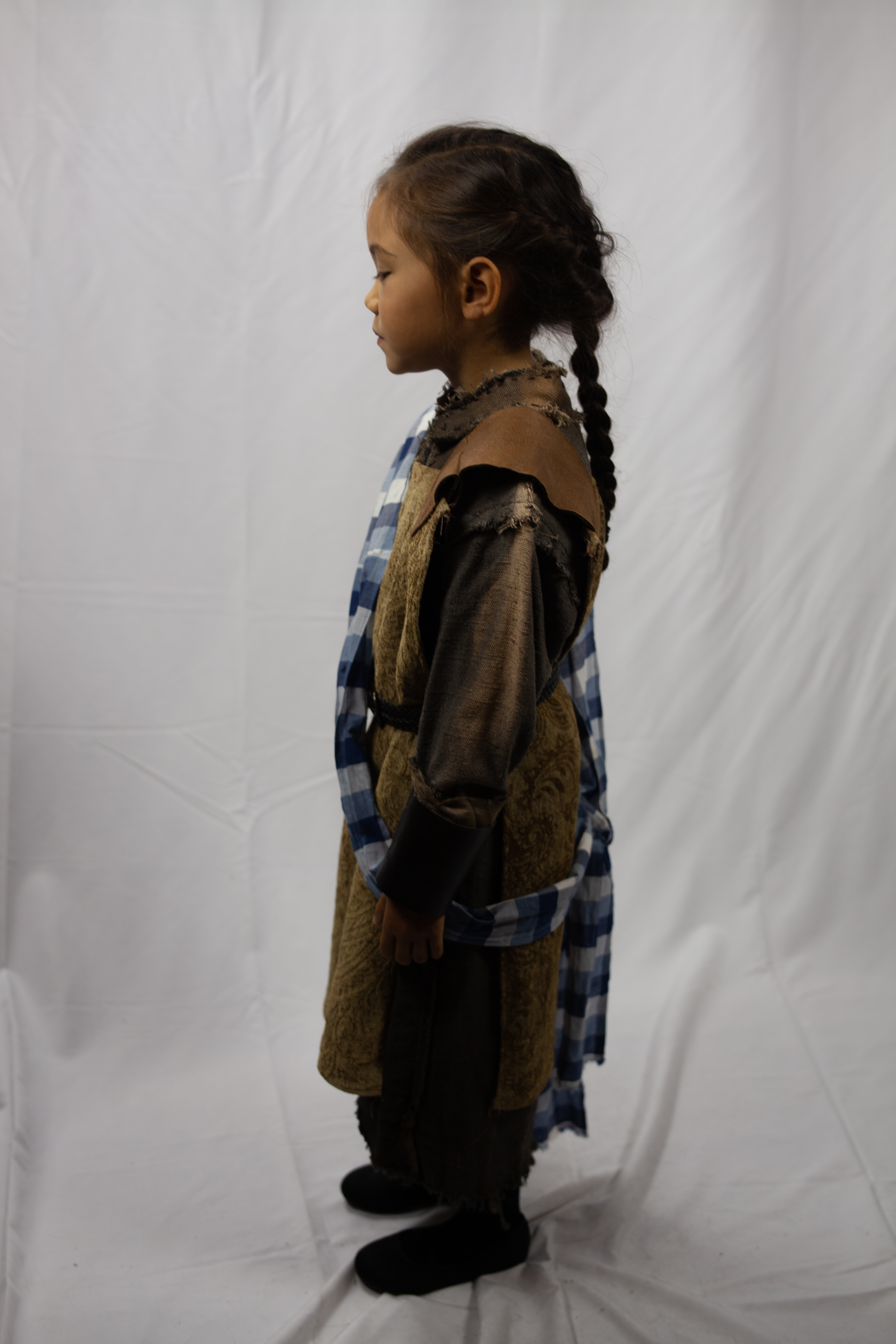 Boy Who Cried Wolf Child 12