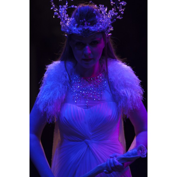 Narnia LWW White Witch Jadis Adult Size 3
