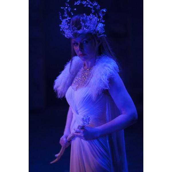 Narnia LWW White Witch Jadis Adult Size