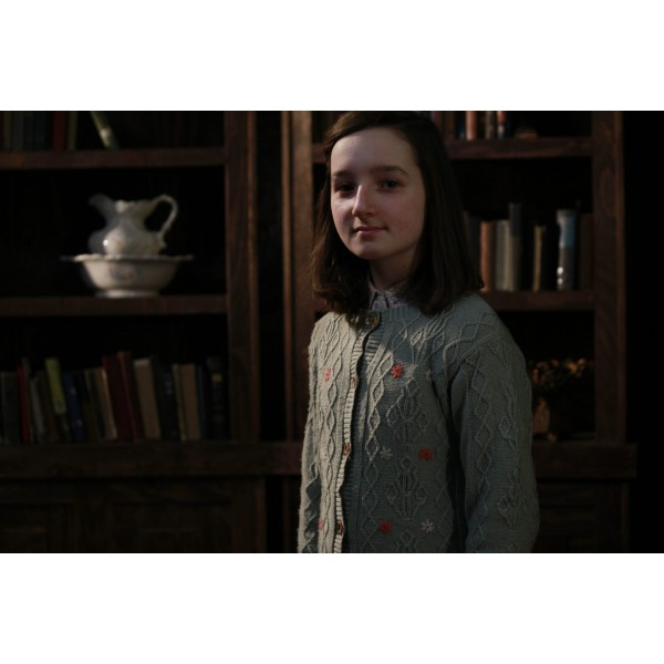 LWW Narnia Lucy Pevensie Wartime Costume 1